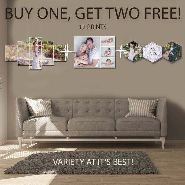 Variety Package Deal! Buy one, get two free!