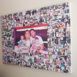 A1 Collage Canvas
