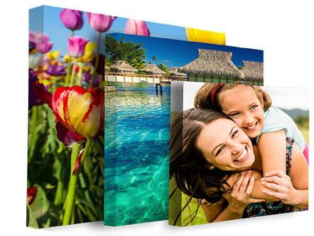 Free A5 Canvas Print Sample (For new clients & delivery only!)