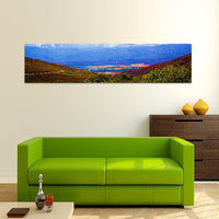 Large Feature Panoramic Custom Canvas Prints