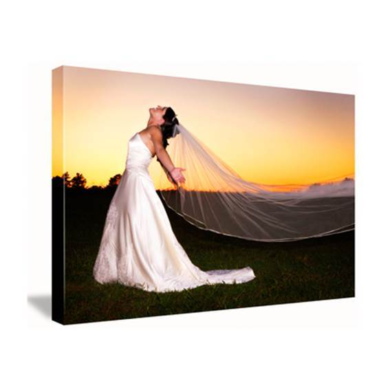 Rectangle Custom Canvas Prints. (SIZES AVAILABLE A5 A4 A3 A2 A1 A0)