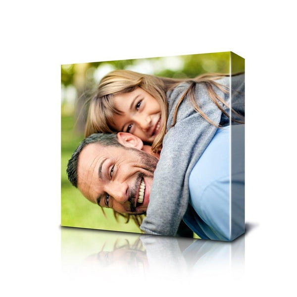 Square Custom Canvas Prints