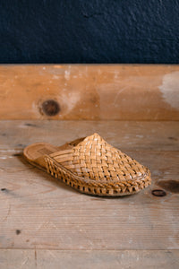 Mohinders Woven City Slipper