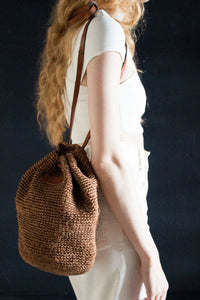 Ñaña Bucket Bag
