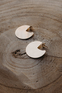 Small Meridian Earrings
