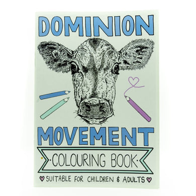 Dominion Colouring Book