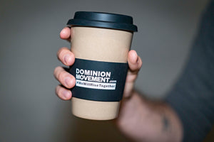 Dominion Husk Cup - Reusable Coffee Cup