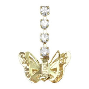 Diamond Butterfly Earrings - ijeweled