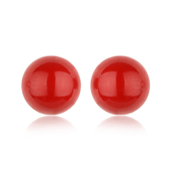 Red Coral Pearls - ijeweled