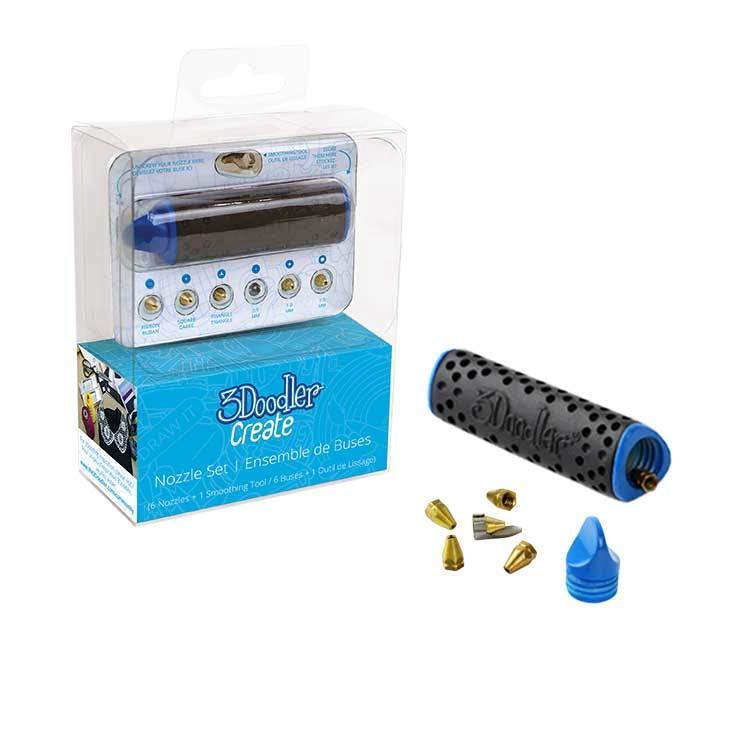 3Doodler Create Nozzle Set - Create Accessories