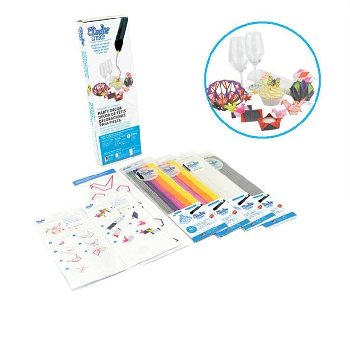3Doodler Create Party Decor Project Kit - Create Kits