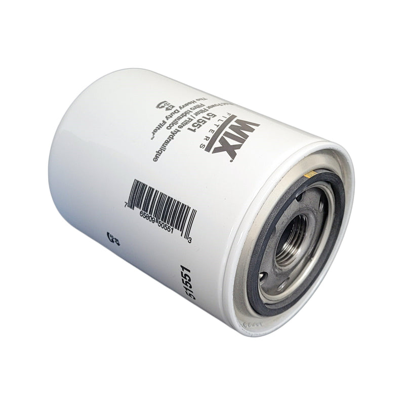 51551 Wix Spin-On Hydraulic Filter (Replaces 1A9023, 8057000, 201026)