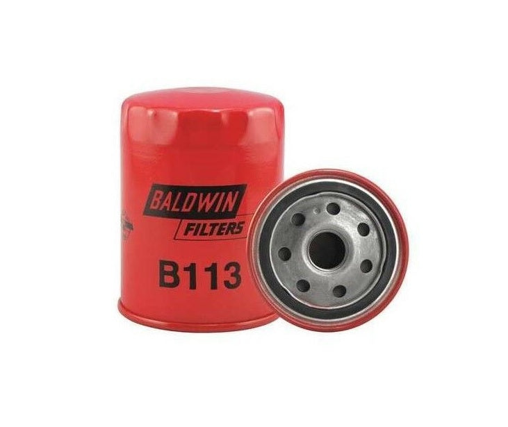 B113 Baldwin Lube Filter Spin-On (Replacement P550227) - crossfilters