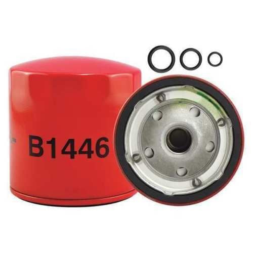 B1446 Baldwin Filters Oil Filter, Spin-On, (Bobcat 6659329) - crossfilters