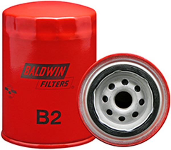 B2 Baldwin Engine Oil Filter - crossfilters