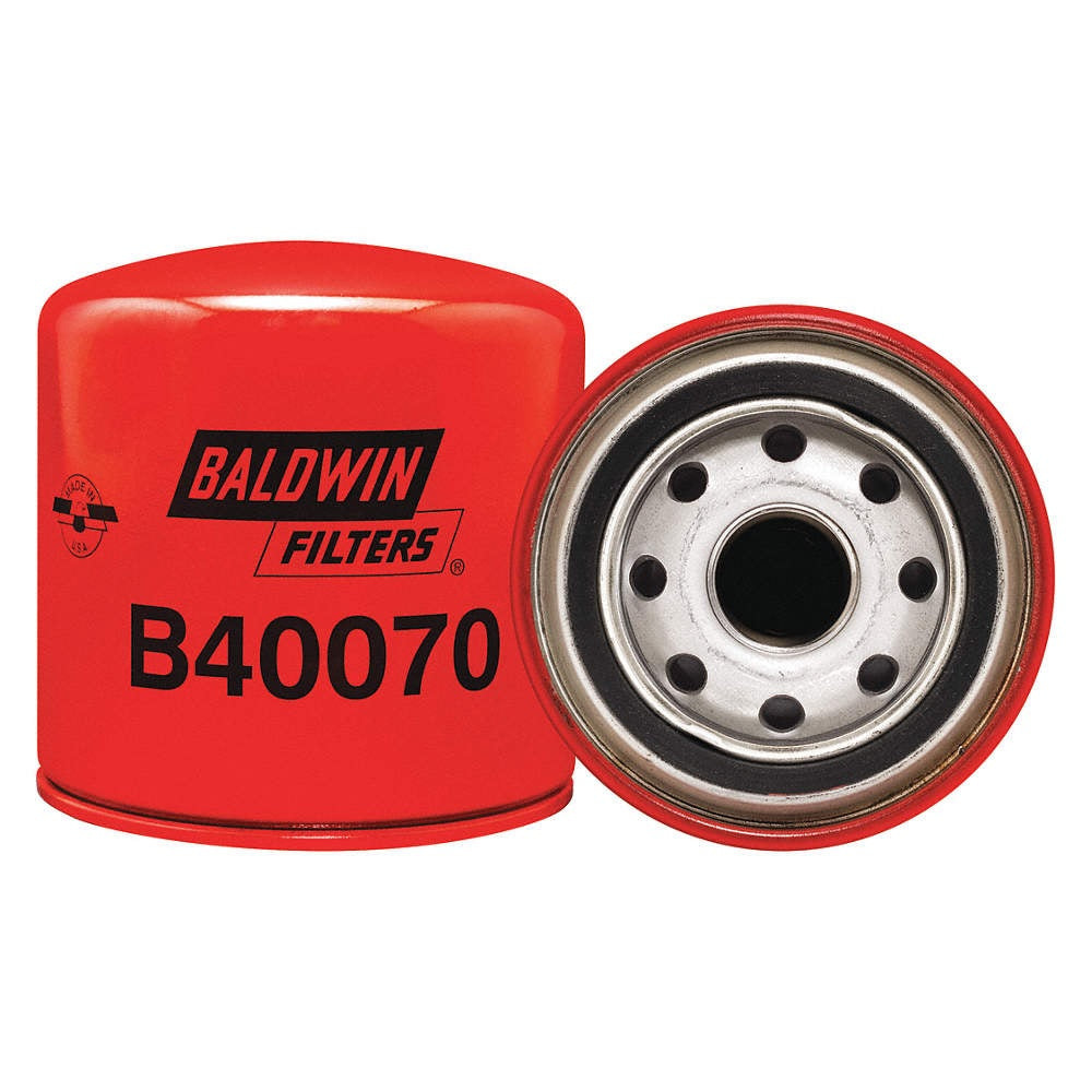 B40070 Baldwin Lube Spin-on Filter (Replaces Bobcat 7012303)