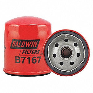 B7167 Baldwin Lube Spin-on (Melroe-Bobcat 6661011) - crossfilters