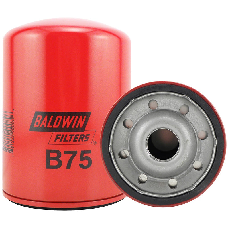 B75 Baldwin Lube Spin-on (Replaces 9N6007 & 1-13240-122-0 )