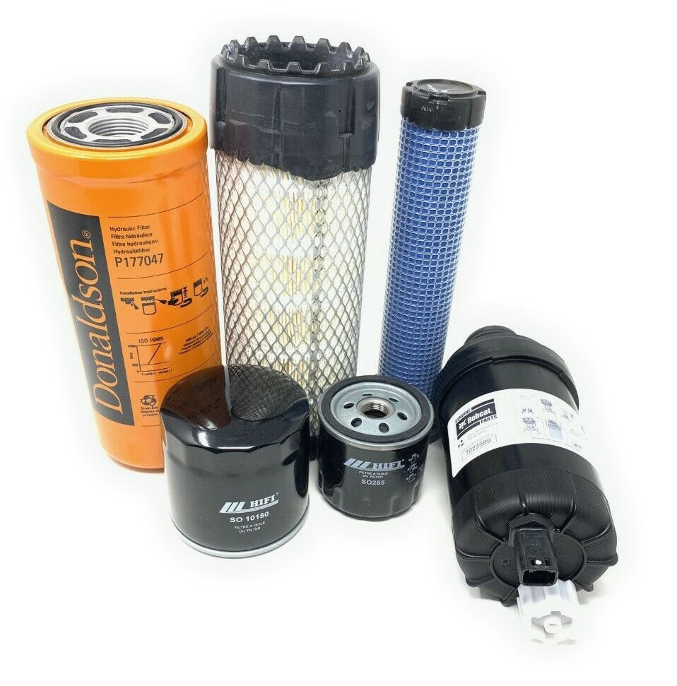 1000/2000 Hour CFKIT Maintenance Kit For Bobcat E32 (B2VV1101 & Above) - crossfilters