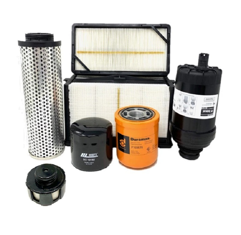 1000 Hour CFKIT Filter Kit, for Bobcat S/T 700-800 Series Loaders, T4 Engines, 7295515