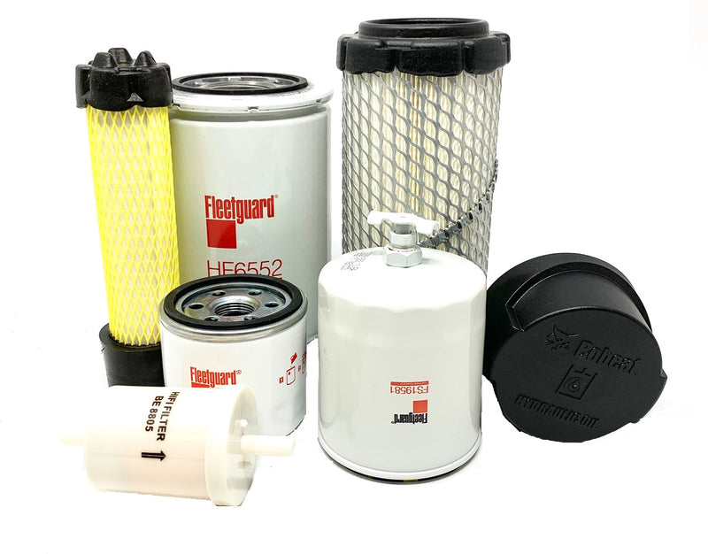 1000/2000 Hour CFKIT Maintenance Kit For Bobcat E20, 7324350