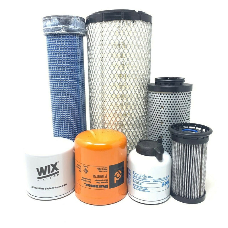 CFKIT Filter Kit for Bobcat T590  Loader ( A3NR11001 & Above; A3NS11001 & Above )