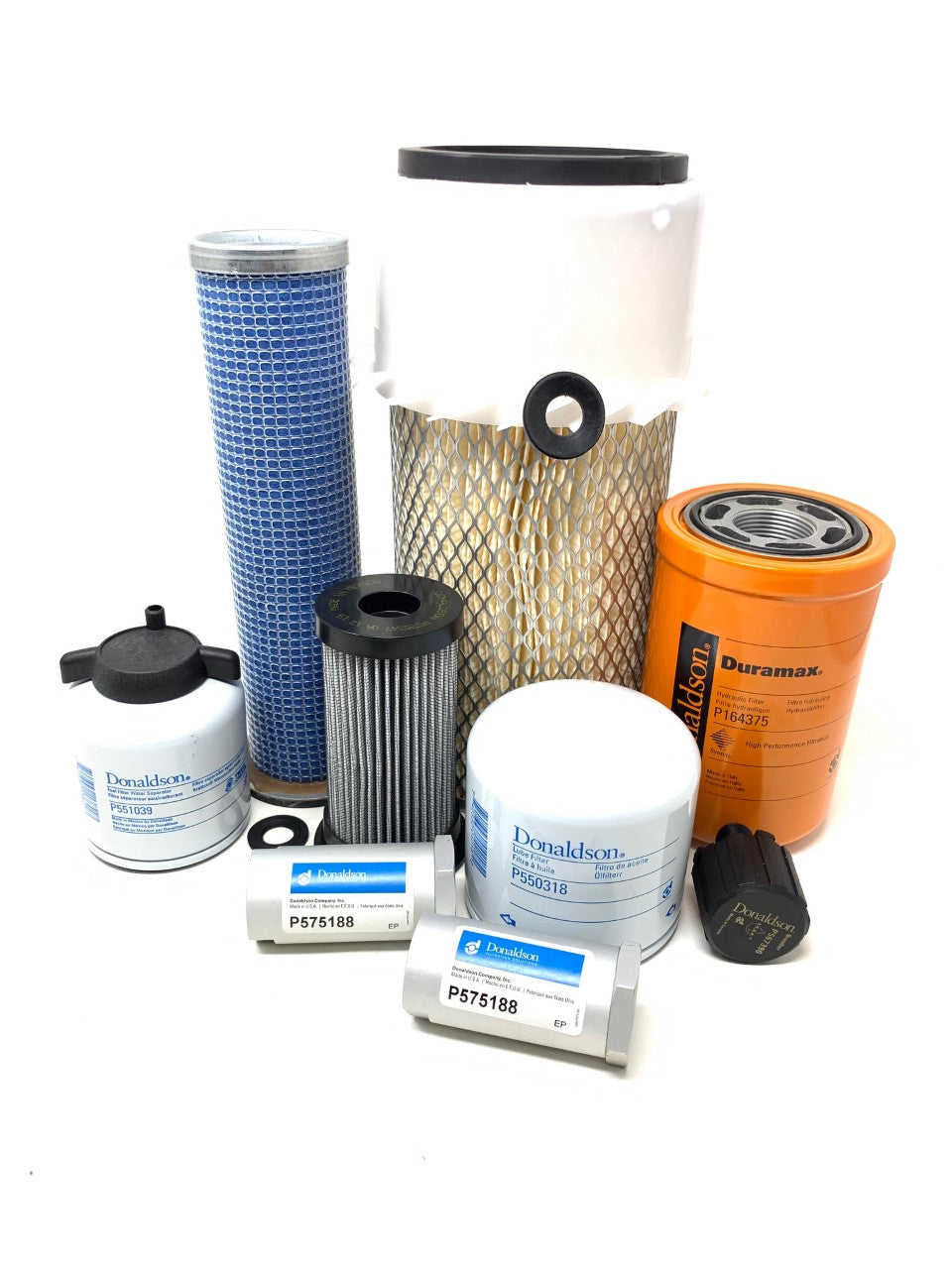1000/2000 Hour CFKIT Maintenance Kit For Bobcat 773, S150, S175, Replaces 7330961 - crossfilters