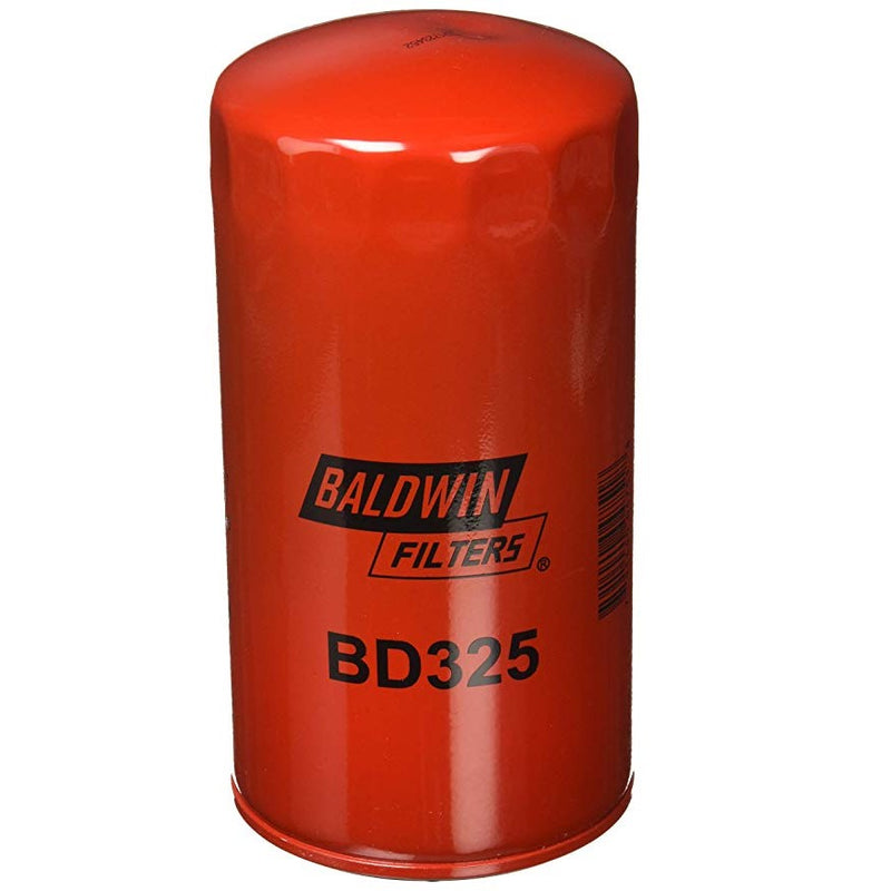 BD325 Baldwin Dual- Flow Lube Filter, Spin- on