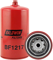 BF1217 Baldwin Filter, Fuel/Water Separator Spin-on with Drain - crossfilters