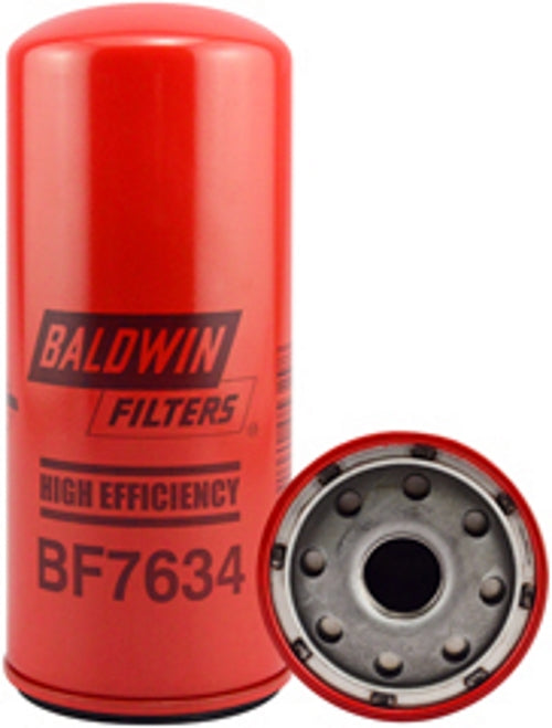 BF7634 Baldwin  Fuel Filter, Spin-On/High-Efficiency - crossfilters