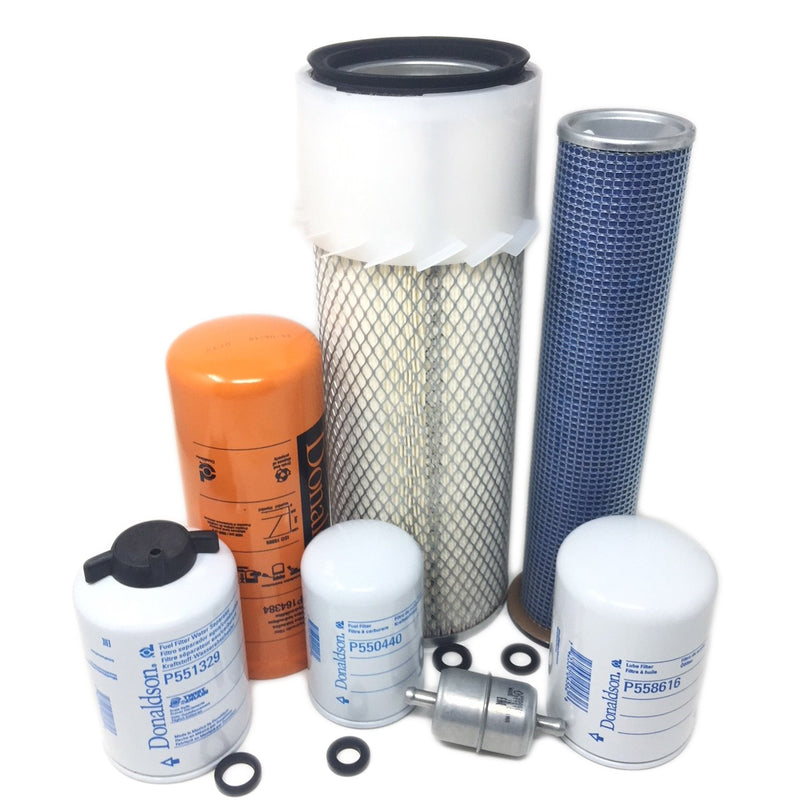 CFKIT Maintenance Filters Kit for CASE 580 Super E w/4-390 Eng Loader/BH
