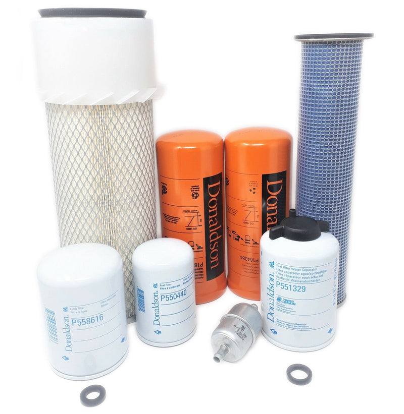 CFKIT Maintenance Filter Kit for CASE 580SK Loader Backhoes
