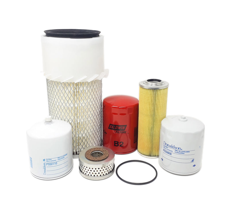 CFKIT Maintenance Filter Kit for CASE 580C Loaders w/G207D Eng.