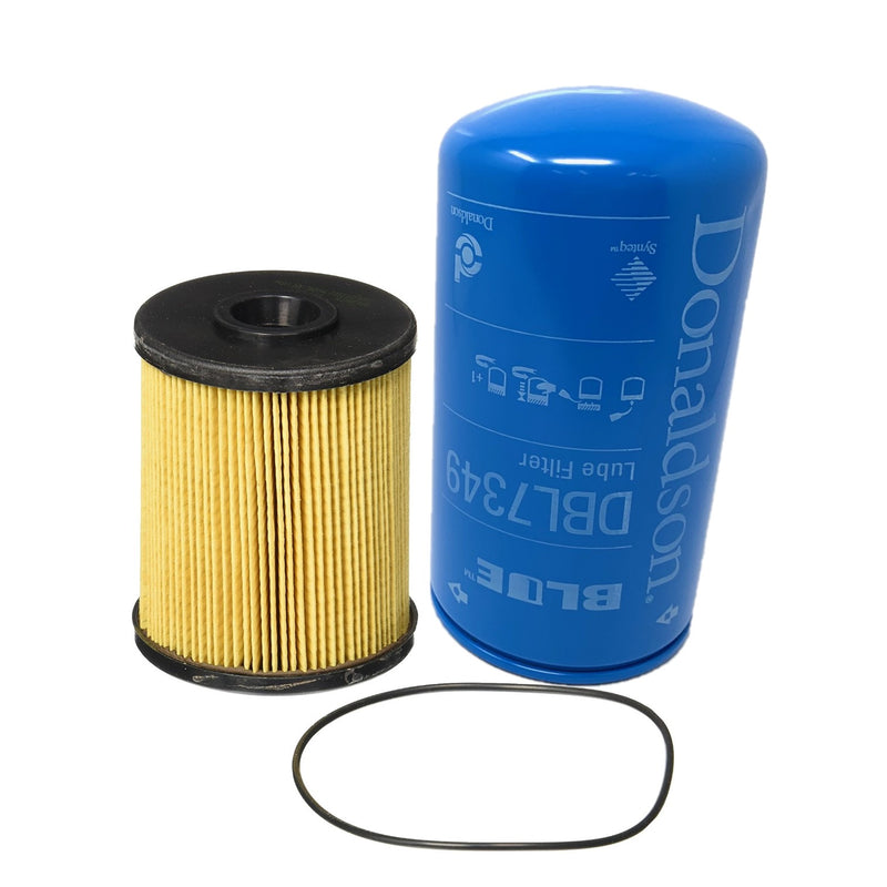 CFSET Set Oil (DBL7349) & Fuel (PF7977) Filters - Dodge Ram Cummins 5.9L