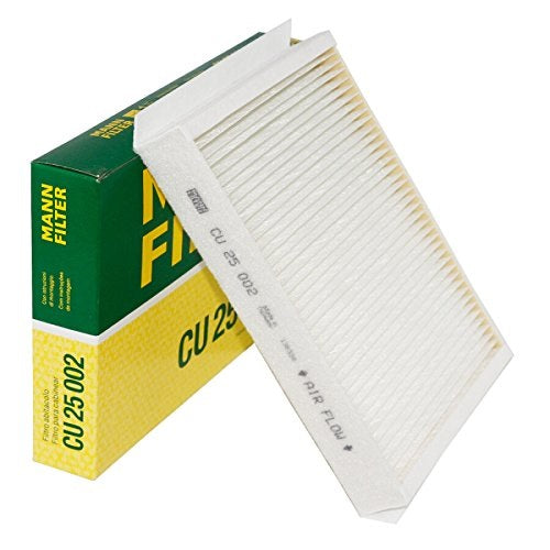 CU25002 Mann Cabin Air Filter - crossfilters