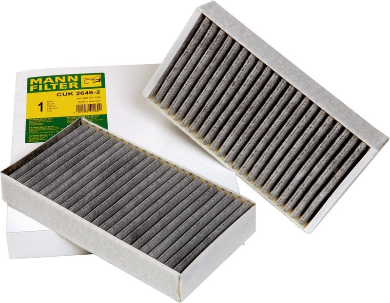 CUK2646-2  Mann Cabin Filter - crossfilters