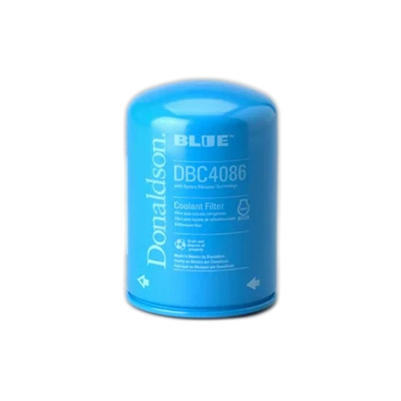 DBC4086 Donaldson Coolant Filter, Spin-On Donaldson Blue No Chemical