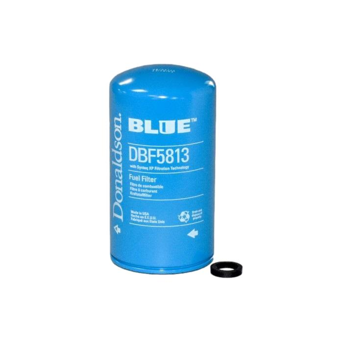 DBF5813 Donaldson Fuel Filter, Spin-On Secondary Donaldson Blue