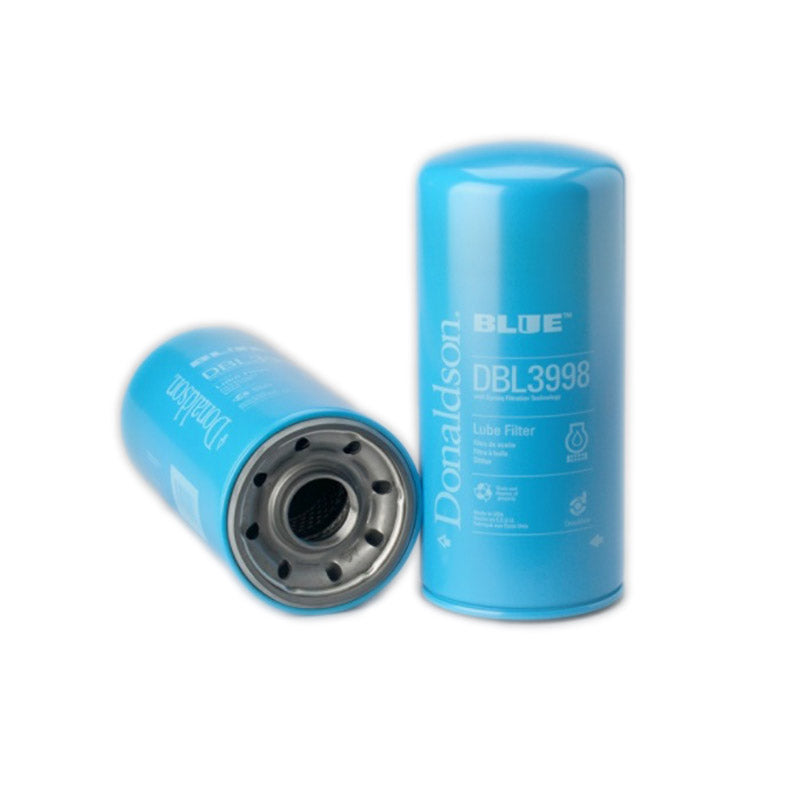 DBL3998 Donaldson Lube Filter, Spin-On Full Flow Donaldson Blue