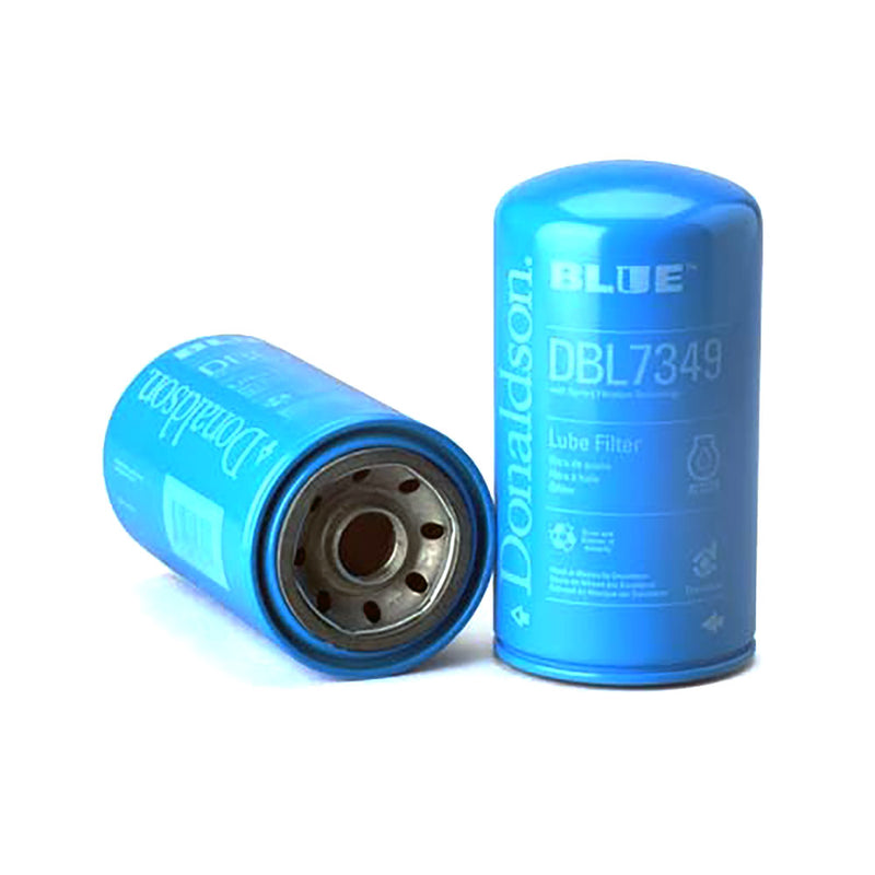DBL7349 Donaldson Lube Filter, Spin-On Full Flow Donaldson Blue