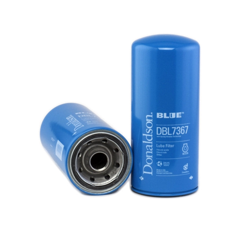 DBL7367 Donaldson Lube Filter, Spin-On Full Flow Donaldson Blue