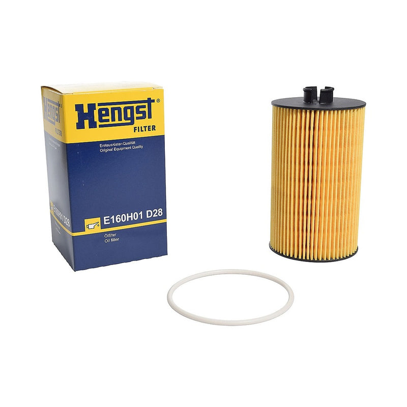 E160H01D28 Hengst Oil Filter Replaces P550768