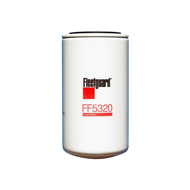 FF5320 Fleetguard Fuel Filter, Spin-On ( Replaces Caterpillar 1R0750 )