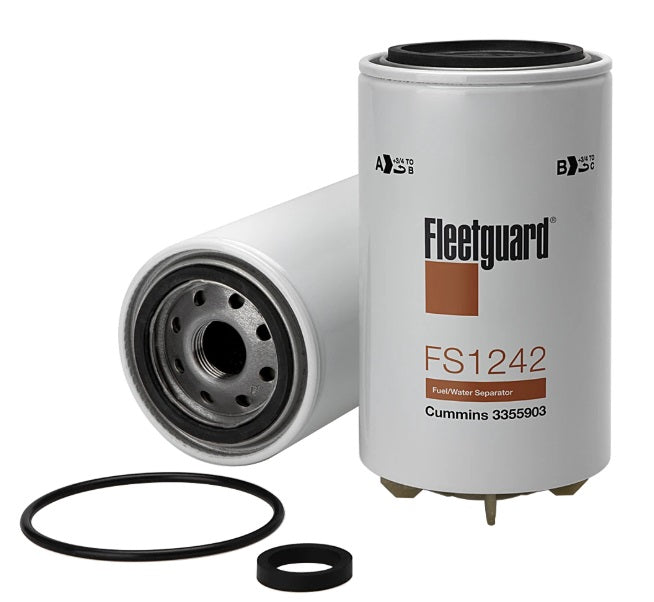 FS1242 Fleetguard Fuel Filter - crossfilters
