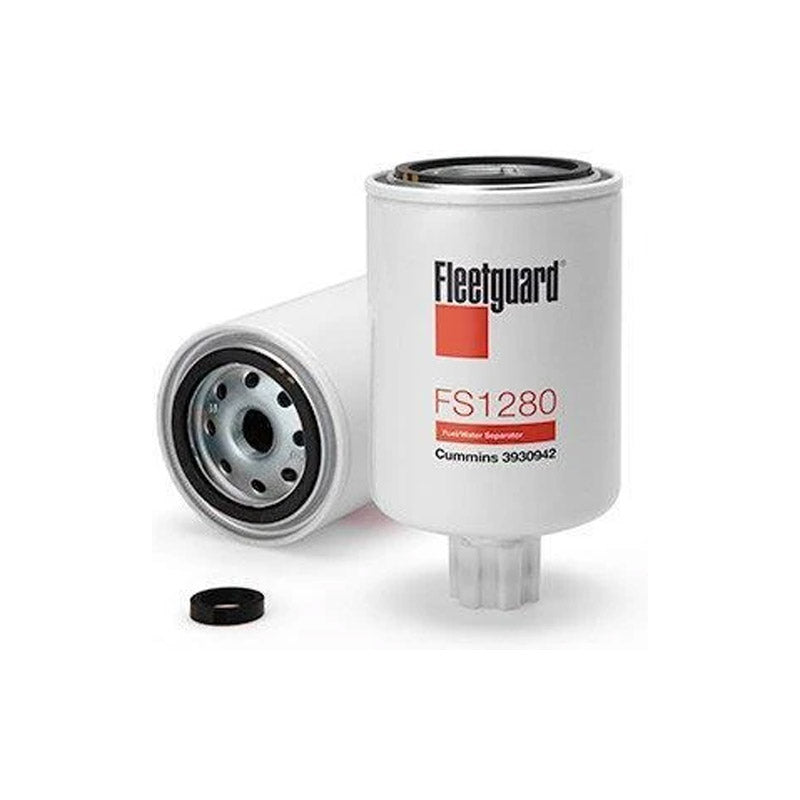 FS1280 Fleetguard  Fuel/Water Sep Spin-On - crossfilters
