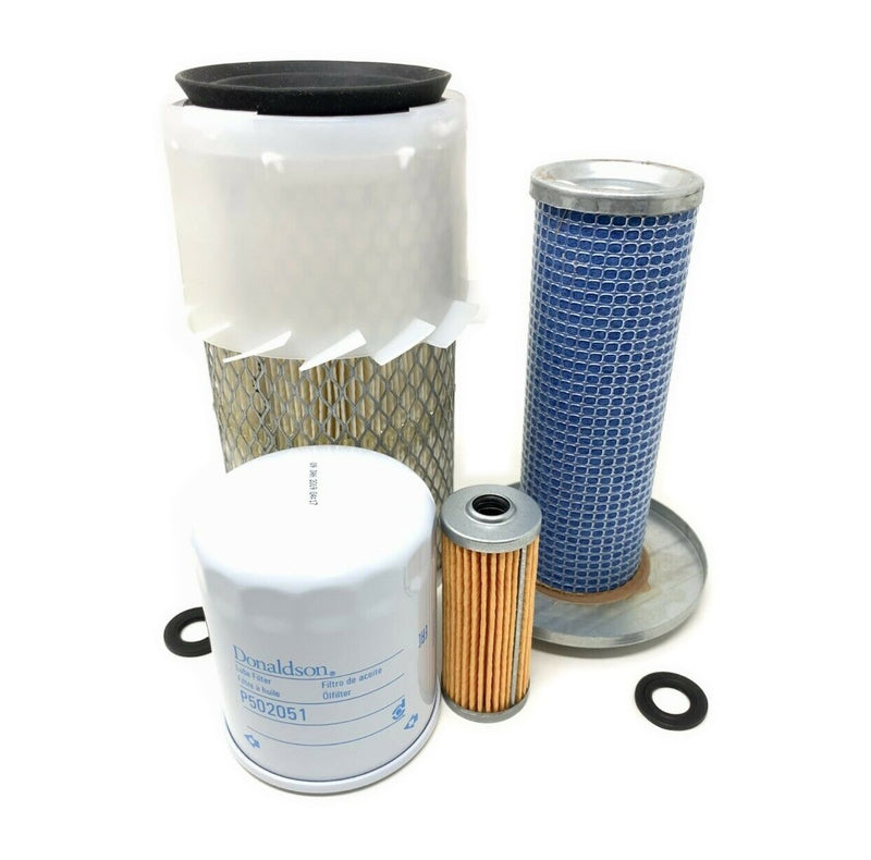 CFKIT Service Filter Kit for John Deere 855 Compact Tractor