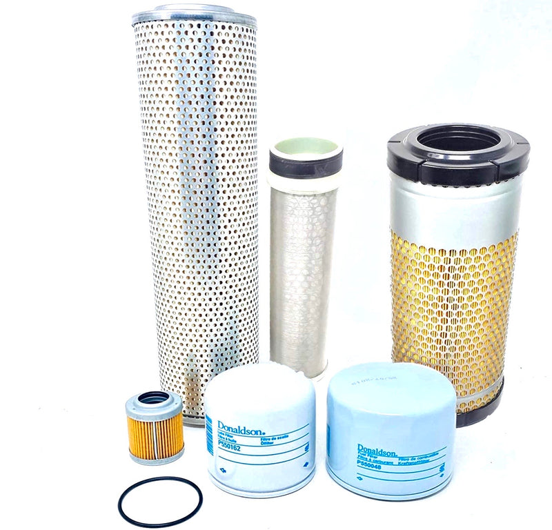 CFKIT Maint. Filter Kit  for John Deere Excavator 35G w/Yanmar 3TNV88 Eng. (Tier 4).