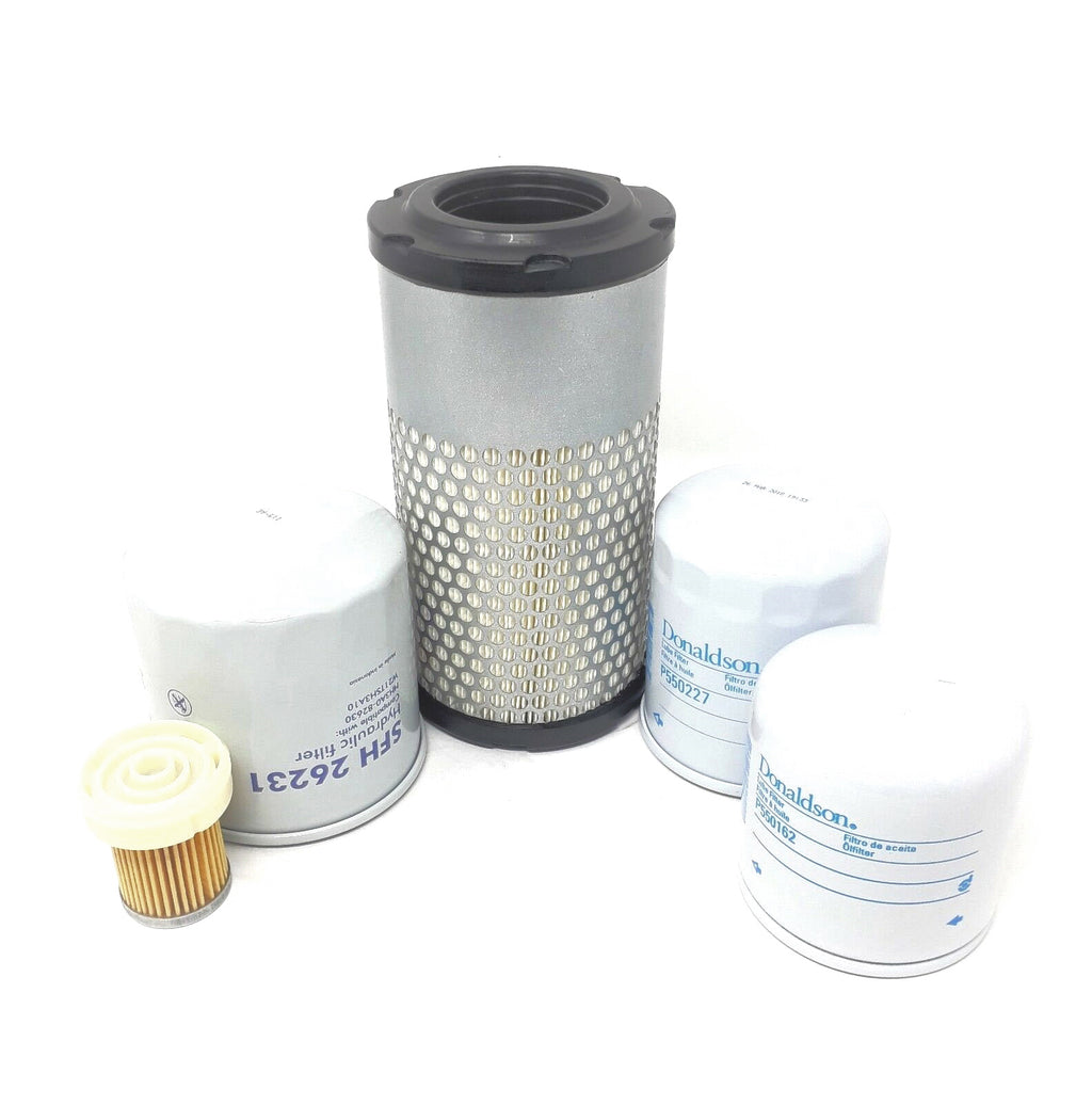 CFKIT Maintenance Filter Kit for Kubota RTV-X1140 Utility Vehicle