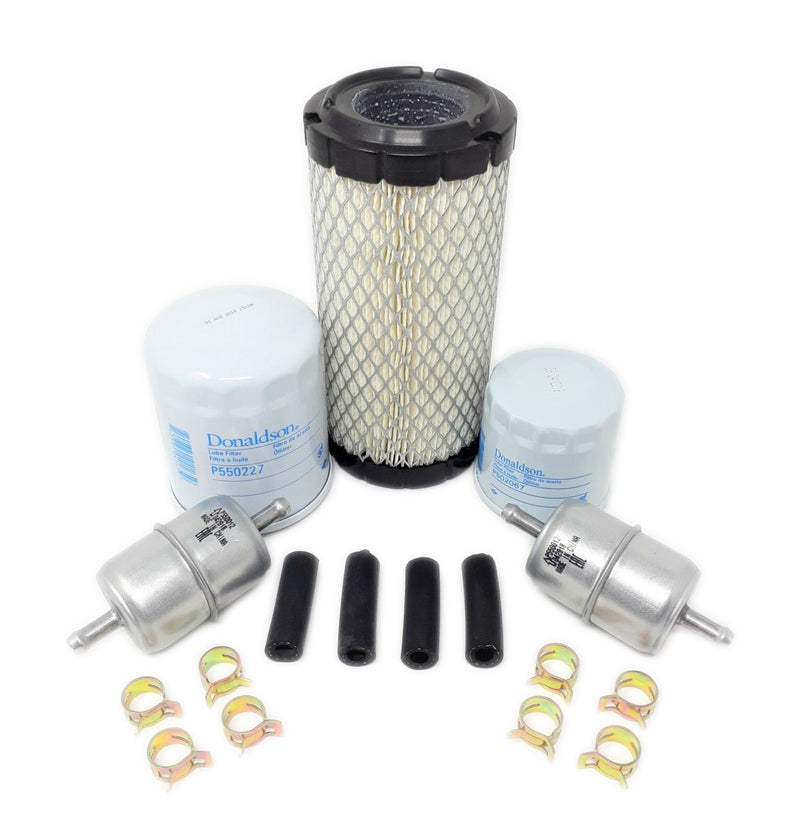 CFKIT Maintenance Filter Kit for Kubota BX2370 Tractor  D902-E2-BX-2 Engine