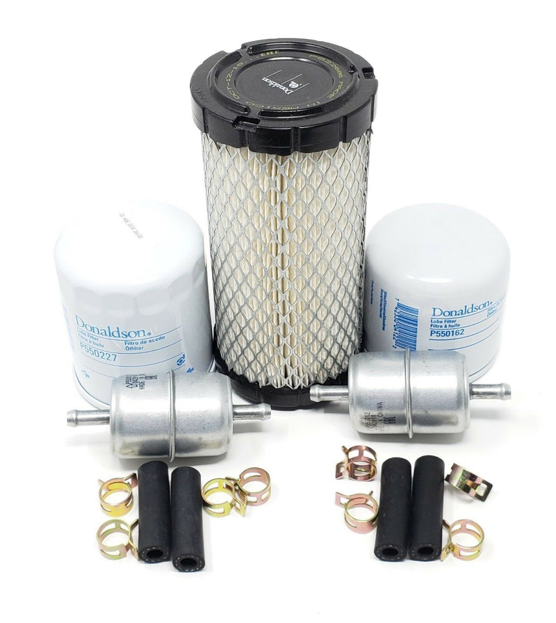 CFKIT Maintenance Filter Kit for Kubota ZD25F ( ZD25 ) ZD28